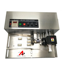 Expiry date batch number hot ink roll coding machine MY380  S/S for food pouch  CERTIFICATION printing