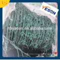 anti-theft barbed wire mesh / pvc coated barbed wire philippines