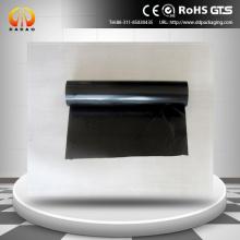 75um электрическая изоляция черный майларовый полиэфирная пленка