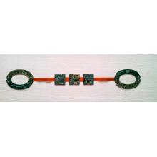 8 layer Rigid flex PCB fabrication