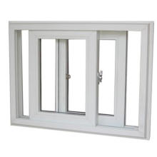 Cheap UPVC Sliding Windows Single Glass