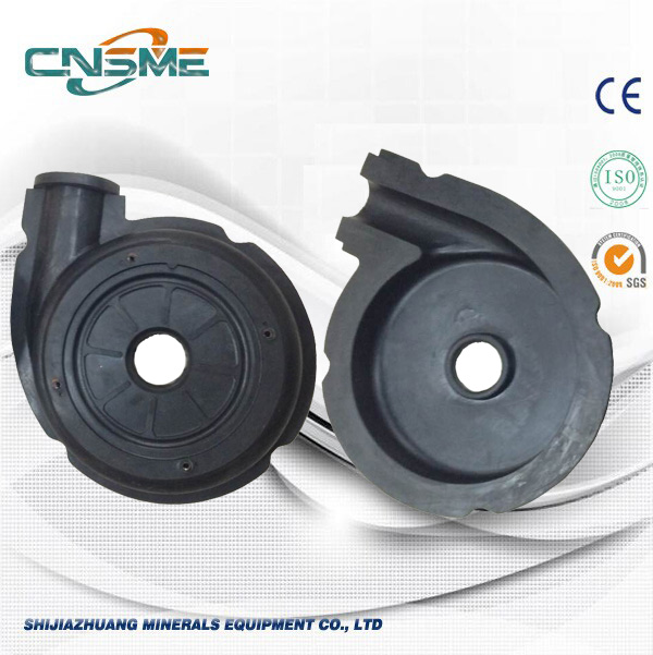 Gummi High Seal Slurry Pump Parts