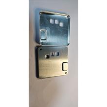 Custom Stainless Steel Aluminum Sheet Metal Stamping Parts