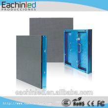 panneau d'affichage mené flexible intérieur P5 location Chine panneau led