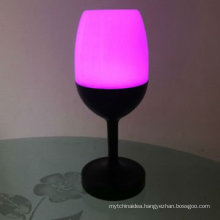 2018 New Goblet Rechargeable Cordless LED Table Lamp