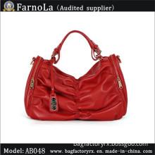 2014 PU Lady Bags /Leahter Handbag (AB048)