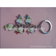 Hot Stamping Foil For Key Chain