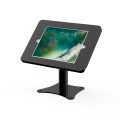 Anti-theft metal Flip C-Clamp table top tablet display desk mount tablet stand
