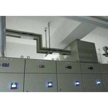 Connection unit of compact busbar