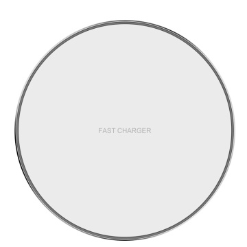 Caricabatterie iPhone 10W Fast Wireless Charger