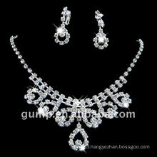 new desgin wedding jewelry set