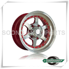 "16"" High Quality Alloy Aluminum Car Wheel Alloy Car Rims"