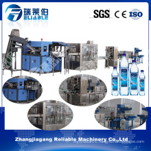 Ss304/316 Automatic Drinking Water Bottle Filling Line Machines