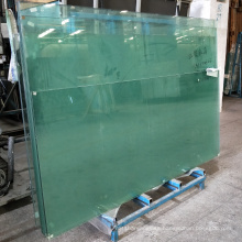 Great quality 6mm 8mm 10mm 12mm clear low iron crystal tempered toughened hardened esg safety glass
