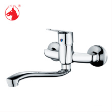 China supplier wall mounted modern hot cold water kitchen sink mixer