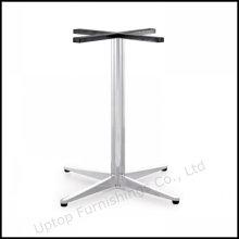 Cruz de 4 puntas de acero inoxidable base de la mesa (SP-STL027)