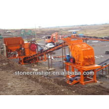150T/H-200T/H Stone Crushing Plant Stone Production Line
