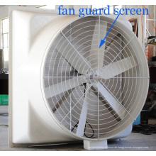 China Hersteller Kühlturm Fan Guard Bildschirm / Metall Fan Guard Gitter