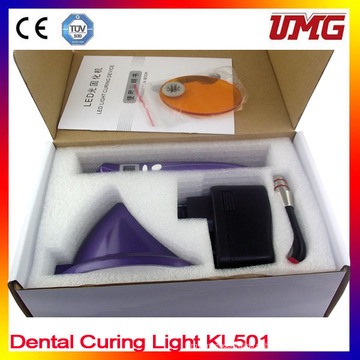 China Dental Equipamento Mini LED Dental Curing Light