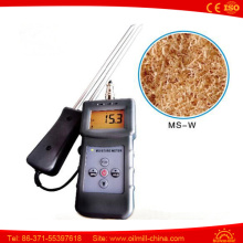 Wood Chips Wood Flour Bark Biological Particles Sawdust Moisture Meter