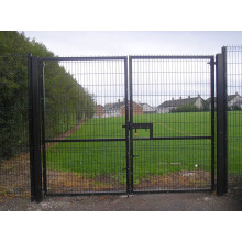 Bästsäljande Powder Coated Metal Fence Gate