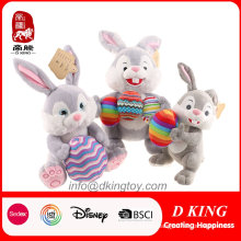 Easter Rabbit with Egg Plush Toy Party Gift