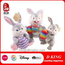 Пасхальный Кролик с яйцом плюшевые игрушки подарок