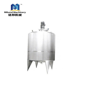 Factory direct sale food grade stainless steel mixing tank price/Close aseptic tank