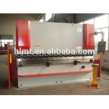600T Machine de frein à presse hydraulique CNC Machine à cintre à plaque hydraulique en acier