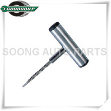 Heavy duty Zinc-alloy Tire Repair Tools T-handle Spiral Probe Tools