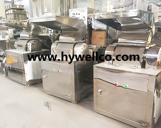 New Condition Garlic Granules Crusher