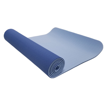 Melors logotipo personalizado Eco-friendly TPE Yoga Mat