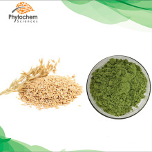 Natural pure green oatmeal oat grass extract powder