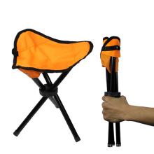 Wholesale cheap folding hiking chair outdoor activity easy carry fishing stool