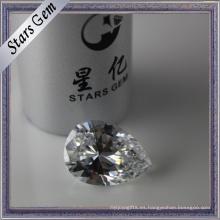 Excelente Brilliant Diamond Cut Cubic Zirconia para joyería Fashin