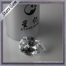 Excellent Brilliant Diamond Cut Cubic Zirconia for Fashin Jewelry