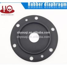 O diafragma de borracha de 76 * 0.5 PTFE Viton de borracha sela diafragmas pneumáticos da selagem para o controle mecânico da válvula da bomba