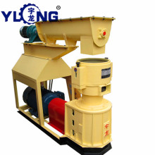 Máquina de fabricación de pellets de estiércol