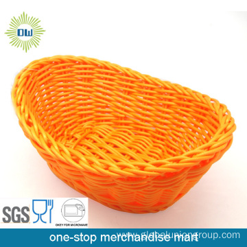 Microwave Heated Bread Basket