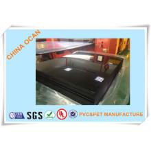 Hoja de PVC duro brillante para impresión offset