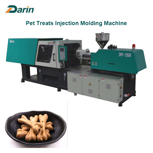 03 Bone Shape Treats Injection Molding Machine
