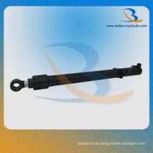 Mittelgroßer Baggerarmstabzylinder mit Sicherheitsventil