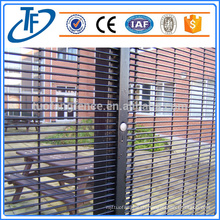 Hot Dipped Galvanized Anti Climb 358 Prison Mesh Fence ( Factory Exporter)