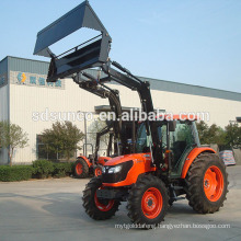 Mini Tractor Loader/Farm Loader with Mower