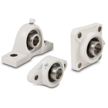 Thermoplastic Housing With Stainless Bearings TP-SAPY205-16