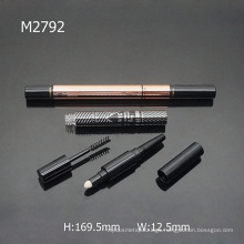 Slim Empty Plastic 3 In 1 Lady Like Custom Eyeshadow Pen