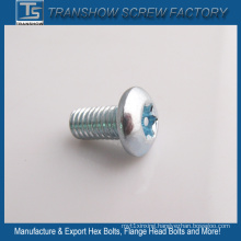 Galvanized Steel Star Head Machine Screw