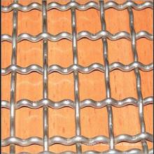 Decorative Galvanized Crimped Wire Mesh (TYE-26)