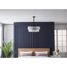 Moderner nordischer Luxus Wohnzimmer / Hotel Kristall Kronleuchter