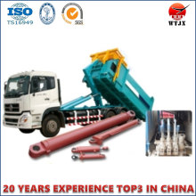 Cilindro hidráulico do caminhão de lixo da venda direta da fábrica